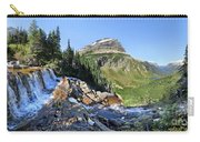 Paiota Falls - Glacier National Park Carry-all Pouch