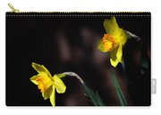 Pair A Daffs Carry-all Pouch