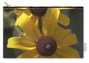 Pair Of Black-eyed Susans Carry-all Pouch