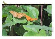 Pair Of Butterflies Carry-all Pouch