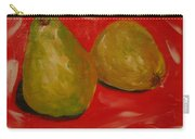 Pair Of Pears Carry-all Pouch