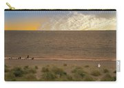 Pakefield Beach Sunset Carry-all Pouch