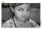 Pakistani Girl Carry-all Pouch