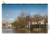 Palace In Royal Baths Park In Warsaw Carry-all Pouch
