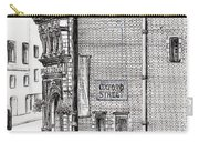 Palace Hotel Oxford Street Manchester Carry-all Pouch