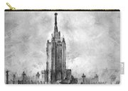 Palace Of Culture And Science Carry-all Pouch