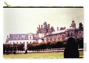 Palace Of Fontainebleau 1955 Carry-all Pouch