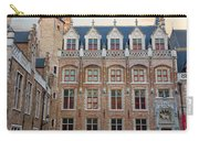 Palace Of Gruuthuse In Brugge Carry-all Pouch