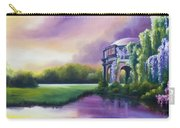 Palace Of The Arts Carry-all Pouch by James Christopher Hill