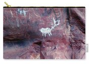 Palatki Site Pictographs Carry-all Pouch