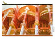 Palau De La Musica Catalana Window Carry-all Pouch
