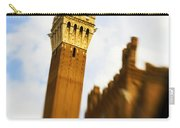 Palazzo Pubblico Tower Siena Italy Carry-all Pouch