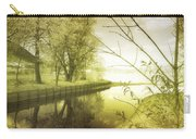 Pale Reflections Of Life Carry-all Pouch