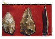 Paleolithic Tools Carry-all Pouch