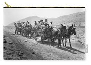 Palestine Colonists, 1920 Carry-all Pouch