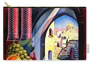 Palestine Travel Poster Carry-all Pouch