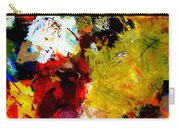 Palette Abstract Square Carry-all Pouch