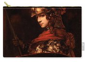 Pallas Athena  Carry-all Pouch by Rembrandt