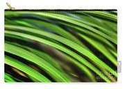 Palm Abstract By Kaye Menner Carry-all Pouch