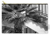 Palm Chevron Palm Springs Carry-all Pouch
