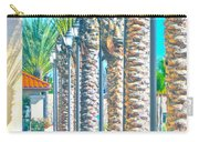 Palm Columns Carry-all Pouch