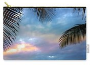 Palm Curtains Carry-all Pouch
