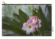 Palm Flower Carry-all Pouch