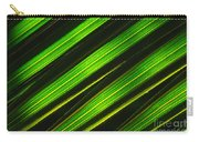 Palm Frond Abstract Carry-all Pouch