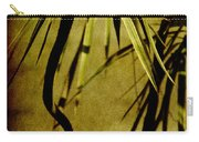 Palm Fronds Are Green Carry-all Pouch