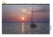 Palm Harbor Florida At Sunset Carry-all Pouch