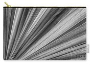 Palm Leaf Texture Carry-all Pouch
