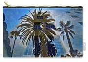 Palm Mural Carry-all Pouch