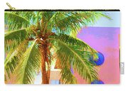 Palm Of Miami Carry-all Pouch