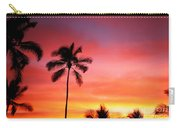 Palm Silhouettes Carry-all Pouch