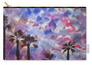 Palm Springs Sunset Carry-all Pouch