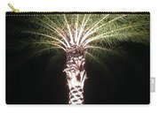 Palm Tree At Night Carry-all Pouch