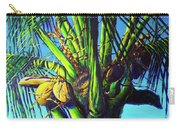 Palm Tree At Sunset Carry-all Pouch