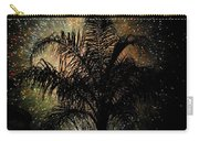 Palm Tree Fireworks Carry-all Pouch