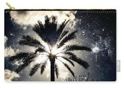 Palm Tree In The Sun #3 Carry-all Pouch