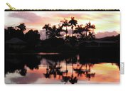 Palm Tree Inlet 2 Carry-all Pouch