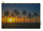 Palm Tree Paradise Carry-all Pouch