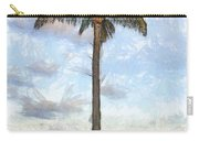 Palm Tree Pencil Carry-all Pouch