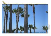 Palm Trees At Laguna Beach Carry-all Pouch