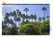 Palm Trees. My Beautiful California Carry-all Pouch