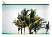 Palm Trees Ocean Breeze Carry-all Pouch
