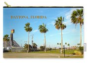 Palm Trees Of Daytona Florida Carry-all Pouch