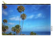 Palm Trees On The Pacific Carry-all Pouch
