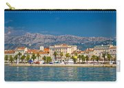 Palm Waterfront Of Split City Carry-all Pouch
