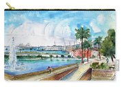 Palma De Mallorca Panoramic 01 Carry-all Pouch