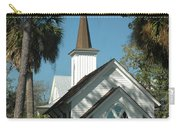 Palmetto Bluff Chapel Carry-all Pouch